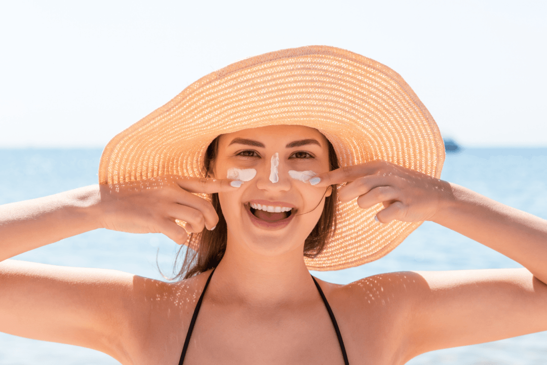 Sunscreen How To Get Glowing Skin