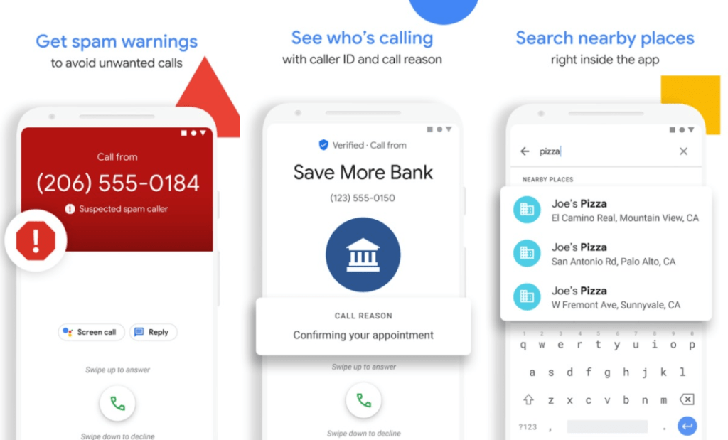 phone by google best apps to block unknown spam calls